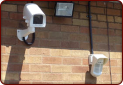 Fitting a socket - Solihull, West Midlands - Aces Security & Electrical - CCTV