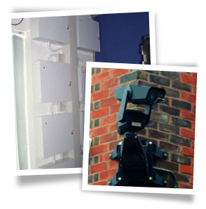 Intruder alarms - Solihull, West Midlands - Aces Security & Electrical - CCTV systems